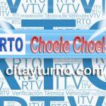RTO Choele choel en  Choele choel
