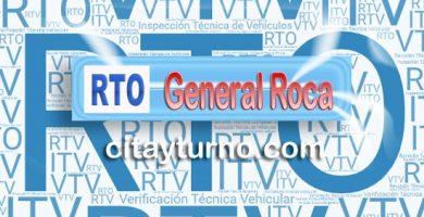 RTO General Roca en  General Roca