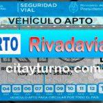 RTO Rivadavia en  Rivadavia