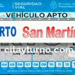 RTO San Martín en  San Martín